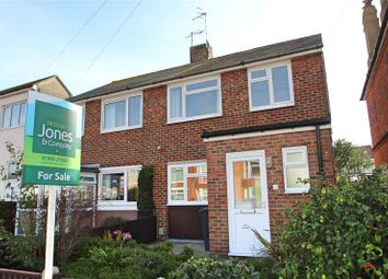 Thumbnail 3 bed semi-detached house for sale in Eldon Road, Worthing, West Sussex