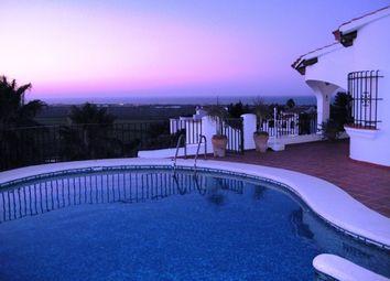 Thumbnail 4 bed villa for sale in Spain, Valencia, Alicante, Monte Pego