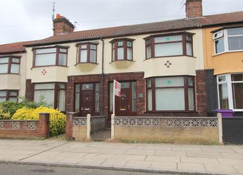 Thumbnail 3 bed town house for sale in Dovercliffe Road, Stoneycroft, Liverpool