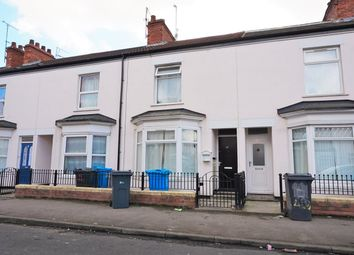 Thumbnail 2 bedroom terraced house for sale in Albemarle Street, Hull