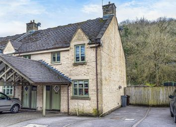 Thumbnail 4 bed end terrace house for sale in Belvedere Mews, Chalford, Stroud