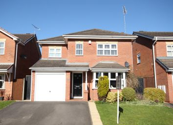 Thumbnail 4 bedroom detached house for sale in Marston Brook, Hilton, Derby