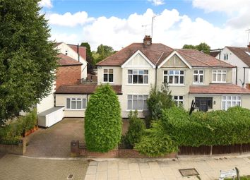 Thumbnail 4 bedroom semi-detached house for sale in Barrow Point Avenue, Pinner Village, Middlesex
