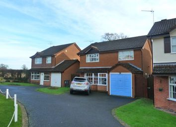 Thumbnail 4 bed detached house to rent in Range Meadow Close, Leamington Spa