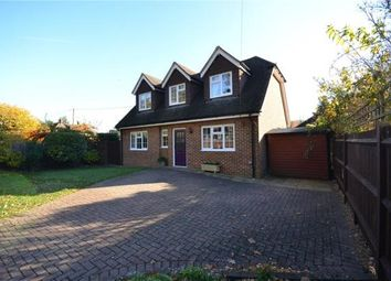 Thumbnail 2 bed detached house for sale in Pine Grove, Church Crookham, Fleet