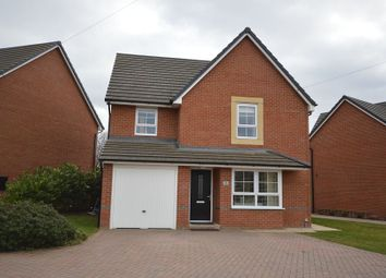 Thumbnail 4 bed detached house for sale in Foundry Lane, Elworth, Sandbach. 3Jp.