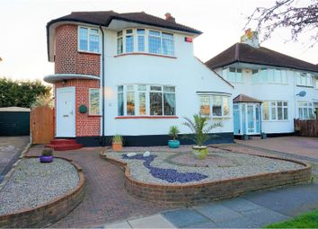 Thumbnail 4 bedroom detached house for sale in Beaumont Road, Petts Wood, Orpington