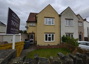 Thumbnail 3 bed semi-detached house to rent in Walgrove Road, Walton, Chesterfield