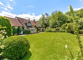 Thumbnail 5 bedroom detached house for sale in Warnford, Hampshire
