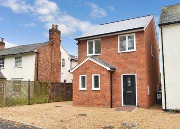 Thumbnail 3 bed detached house for sale in Bedford Road, Aspley Guise, Milton Keynes