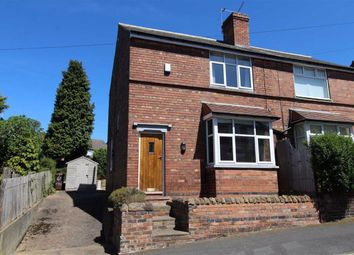 Thumbnail 2 bed semi-detached house for sale in Edgington Street, Thorneywood, Nottingham