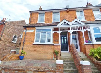 Thumbnail 3 bed end terrace house for sale in Greenfield Road, Eastbourne