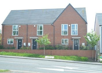 Thumbnail 4 bed town house to rent in Comet Avenue, Newcastle-Under-Lyme