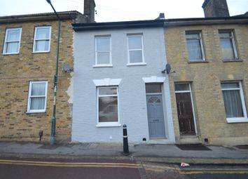 Thumbnail 3 bed terraced house to rent in Brompton Lane, Strood, Rochester