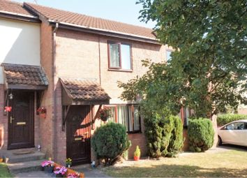 Thumbnail 2 bed terraced house for sale in Llys Dewi, Creigiau