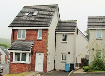 Thumbnail 3 bed detached house to rent in Millgate Crescent, Caldercruix, North Lanarkshire