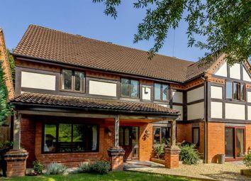 Thumbnail 5 bedroom detached house for sale in Wrigglebrook Lane, Kingsthorne, Hereford