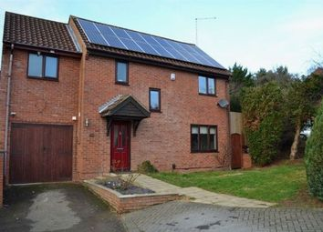 Thumbnail 4 bed detached house for sale in Penn Gardens, East Hunsbury, Northampton