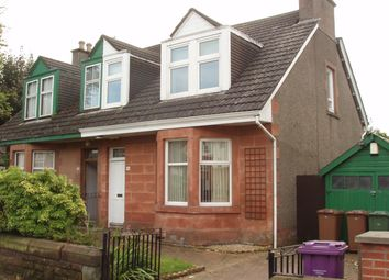 Thumbnail 3 bed semi-detached house for sale in Colston Road, Bishopbriggs