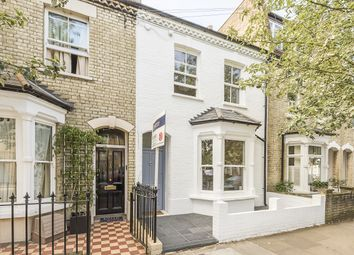 Thumbnail 4 bed town house to rent in Becklow Road, London