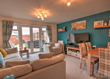 Thumbnail 4 bed terraced house for sale in Featherwood Avenue, The Rise, Newcastle Upon Tyne