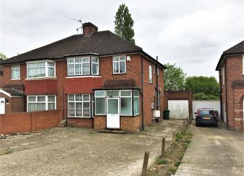 Thumbnail 4 bedroom detached house to rent in Hendon Way, Hendom, London