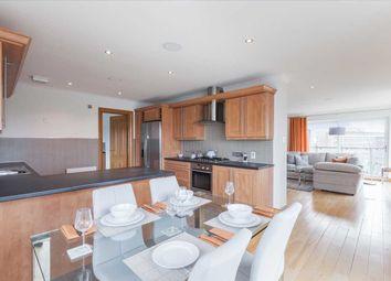 Thumbnail 3 bed flat for sale in Eaglesham Court, Hairmyres, Ocein Tower, East Kilbride