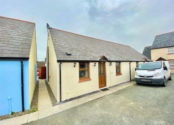 Thumbnail 2 bed semi-detached bungalow for sale in Heol Ty Newydd, Cilgerran, Cardigan, Ceredigion