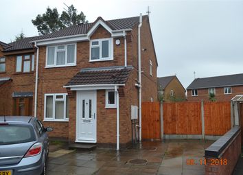 Thumbnail 3 bed detached house to rent in Wortley Avenue, Wolverhampton