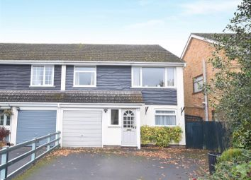 Thumbnail 3 bed semi-detached house for sale in Masefield Road, Stratford-Upon-Avon