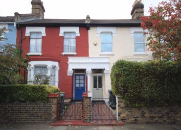Thumbnail 4 bed terraced house to rent in Dagmar Road, London