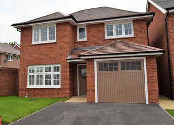 Thumbnail 4 bed detached house to rent in Bovinger Road, Humberstone, Leicester
