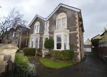 Thumbnail 2 bed flat for sale in Graham Road, Weston-Super-Mare