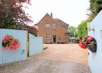 Thumbnail 3 bed detached house for sale in Eccleshall Road, Stone