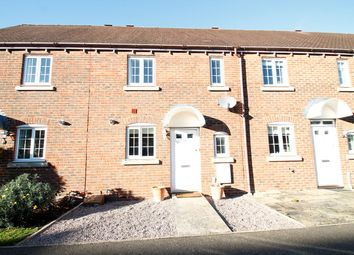 Thumbnail 2 bed terraced house for sale in Pine Close, Rendlesham, Woodbridge