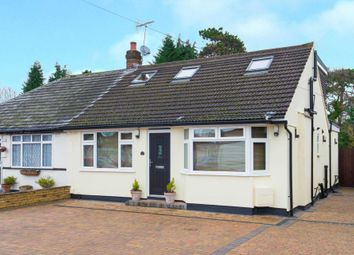 Thumbnail 4 bed semi-detached bungalow for sale in Harrow Way, Watford
