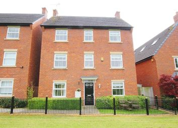 Thumbnail 4 bed detached house for sale in Applewood Grove, Halewood, Liverpool