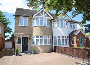 Thumbnail 4 bed semi-detached house for sale in Sussex Avenue, Isleworth