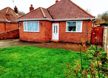 Thumbnail 2 bed detached bungalow for sale in Burntwood Road, Buckley