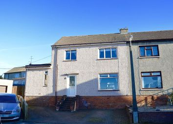Thumbnail 4 bed property for sale in Cunningham Crescent, Ayr