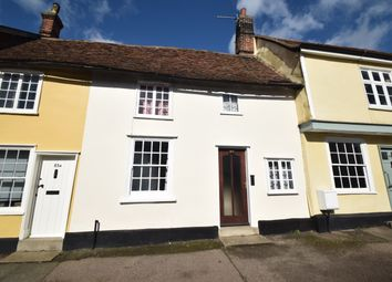 Thumbnail 3 bedroom terraced house for sale in Angel Street, Hadleigh, Ipswich