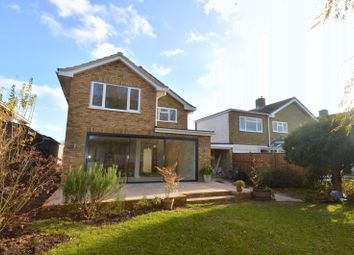 Thumbnail 4 bed detached house to rent in Carisbrooke Avenue, Hill Head, Fareham