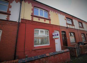 Thumbnail 2 bed terraced house to rent in Newcastle Avenue, Blackpool, Lancashire