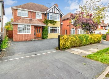 Monkmoor Avenue, Shrewsbury SY2. 4 bed detached house