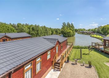 Thumbnail 2 bed bungalow for sale in Burton Waters Lodges, Woodcock Lane