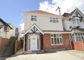 Thumbnail 1 bed flat to rent in Station Road, West Moors, Ferndown