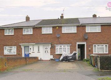 Thumbnail 3 bed terraced house for sale in Crown Road, Borehamwood, Hertfordshire