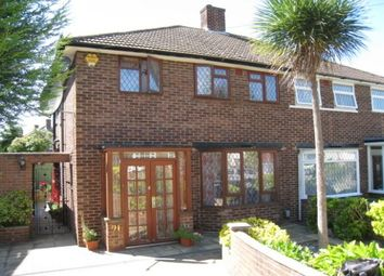 Thumbnail 3 bedroom semi-detached house to rent in Greenview Avenue, Beckenham