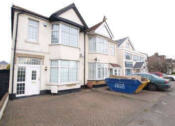 Thumbnail 3 bed property to rent in London Road, Hadleigh, Benfleet