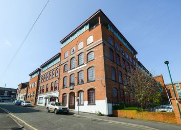 Thumbnail 2 bed flat for sale in Portland Square, Portland Road, Nottingham